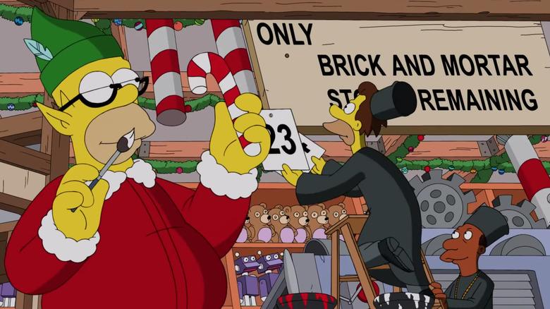 Elf Homer