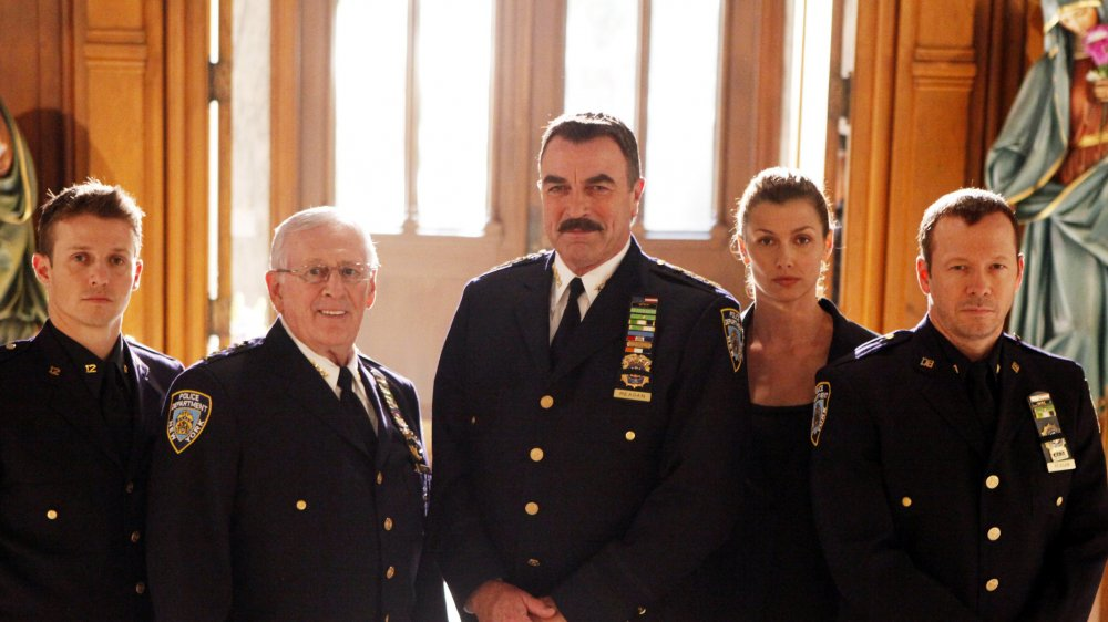 The Reagan family in Blue Bloods