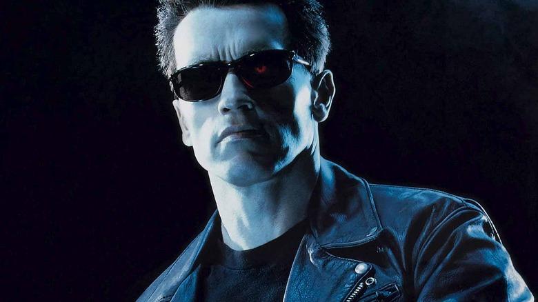 Arnold Schwarzenegger in Terminator 2: Judgement Day