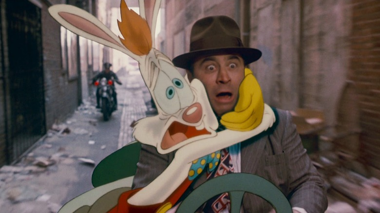 Who Framed Roger Rabbit Is Different As An Adult
