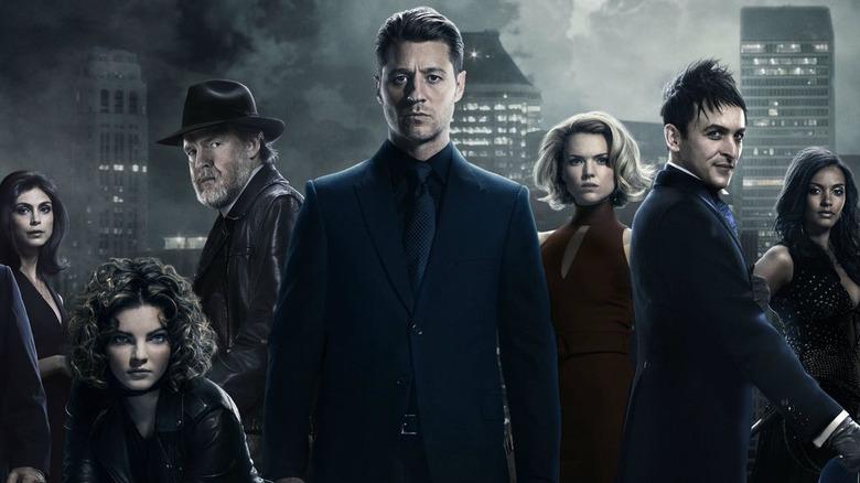 Gotham promo art