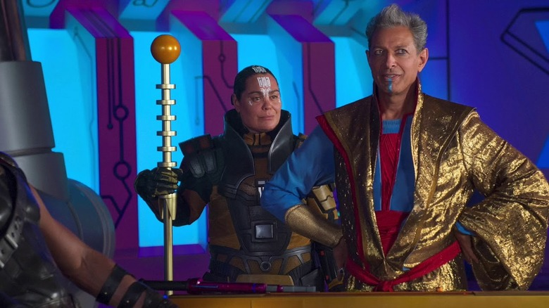 The Grandmaster in Thor: Ragnarok