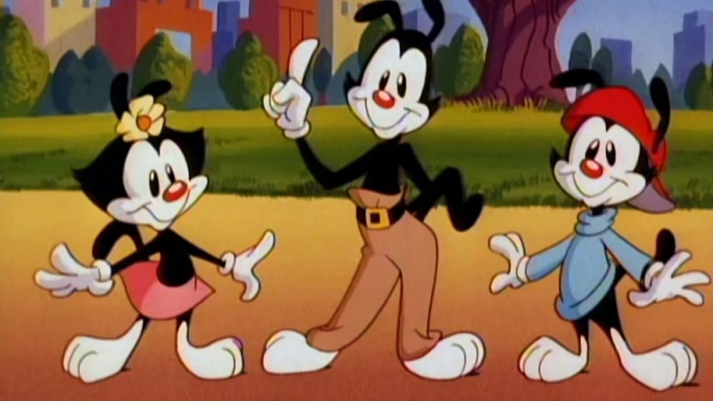 Things only adults notice in Animaniacs