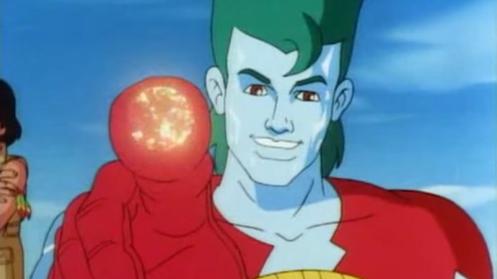 """Captain Planet in """"Captain Planet and the Planeteers"""""""