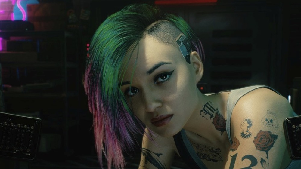 Things only adults notice in Cyberpunk 2077