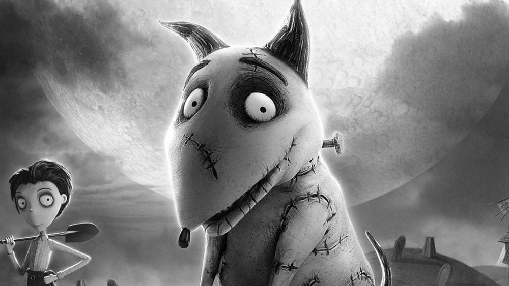 Sparky in Frankenweenie