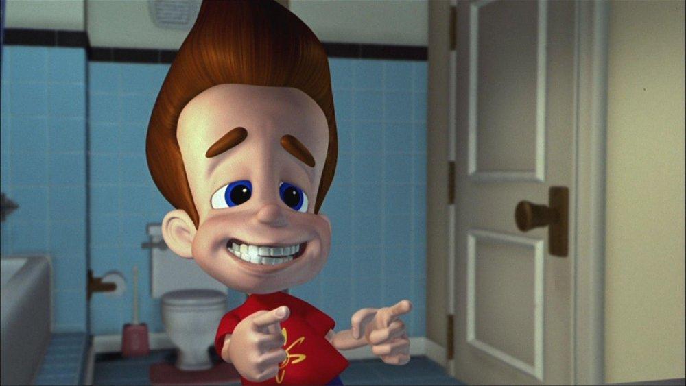 Scene from Jimmy Neutron: Boy Genius