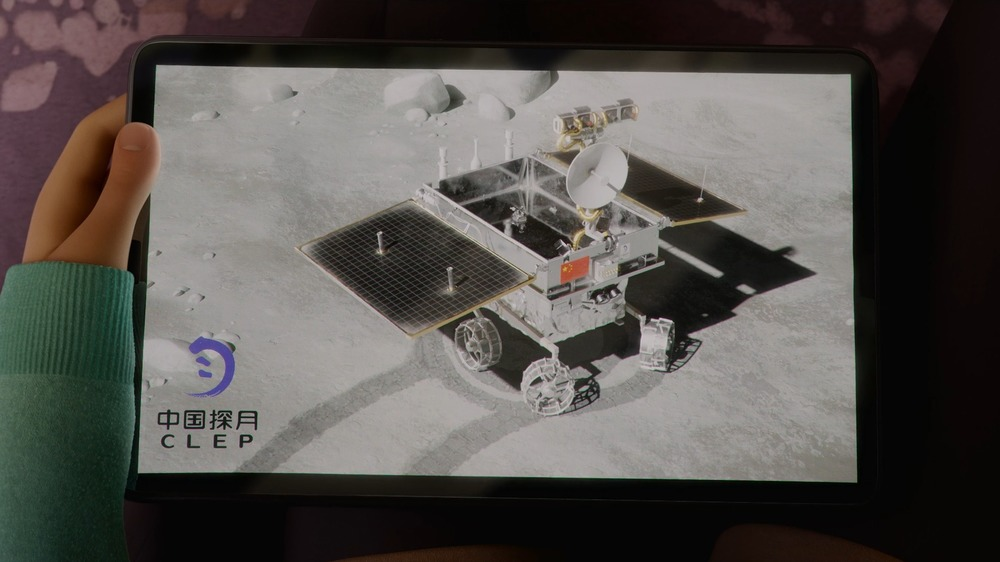 Yutu-2 spacecraft