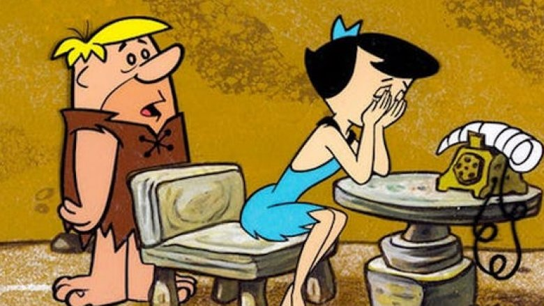 Betty and Barney Rubble