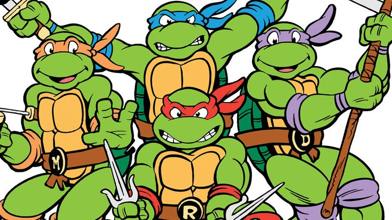 Tmnt Cartoon Details That Only Adults Notice