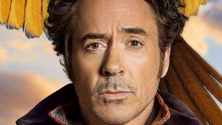 Robert Downey Jr. in Dolittle