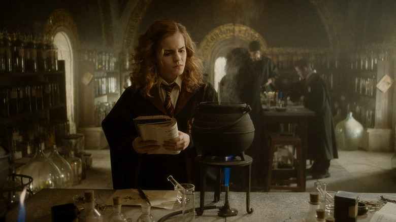 Potions class.