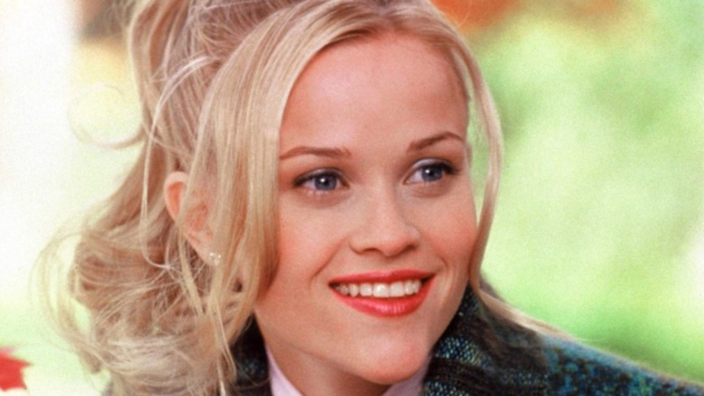 Elle Woods smiling