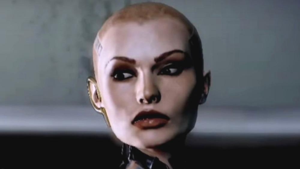 Mass Effect 2 Jack