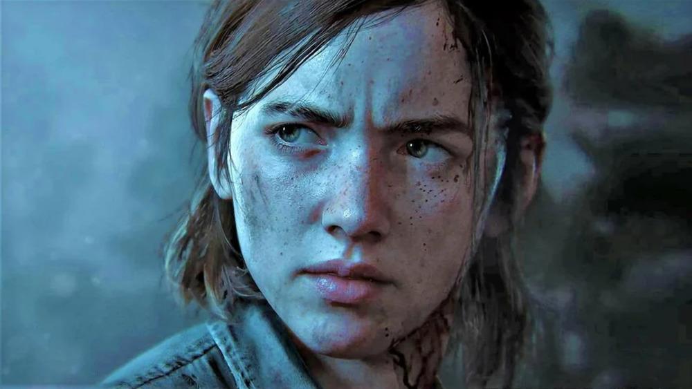 Ellie close-up