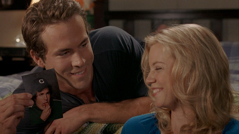 Ryan Reynolds and Amy Smart in Just Friends