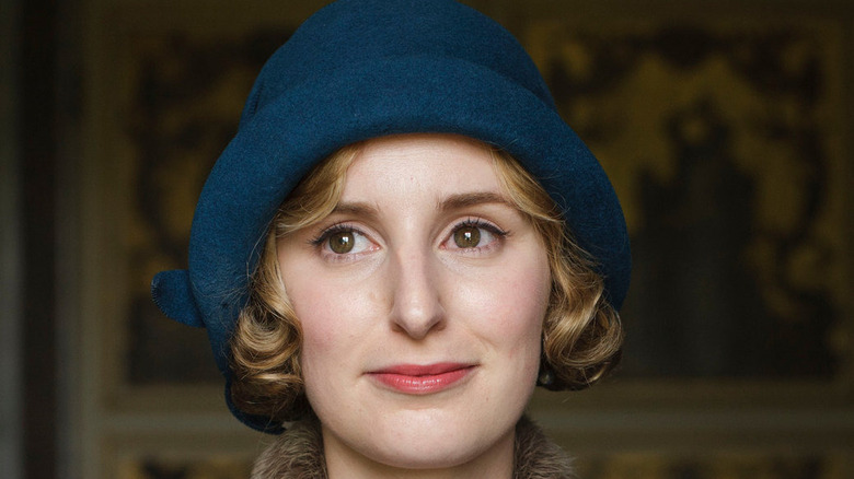 Laura Carmichael Edith Crawley