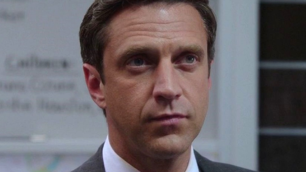 Law and Order: SVU Rafael Barba