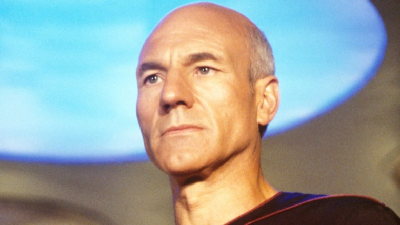 Captain Picard from Star Trek: The Next Generation