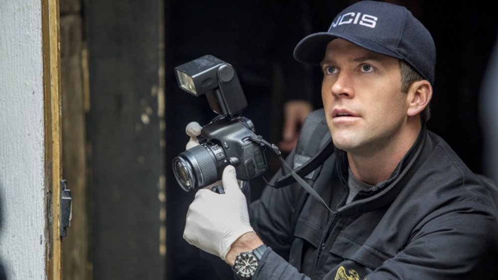 Lucas Black in NCIS: New Orleans