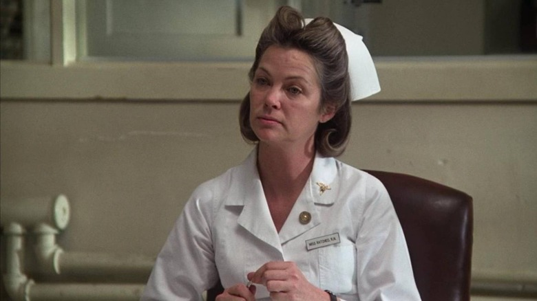 This is what the original Nurse Ratched looks like now
