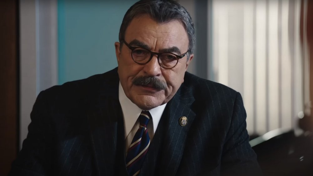 Tom Selleck as Frank in Blue Bloods