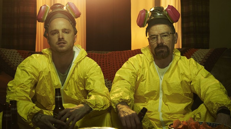 This is why Breaking Bad ended after 5 seasons