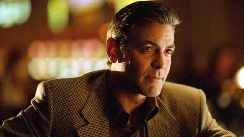 George Clooney as Danny Ocean in Ocean's Eleven