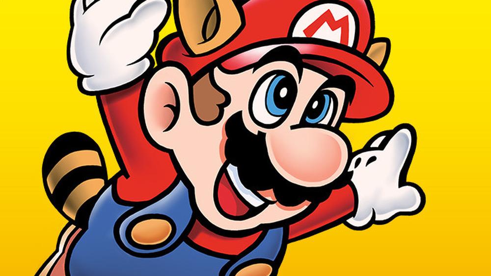 Mario 3 cover