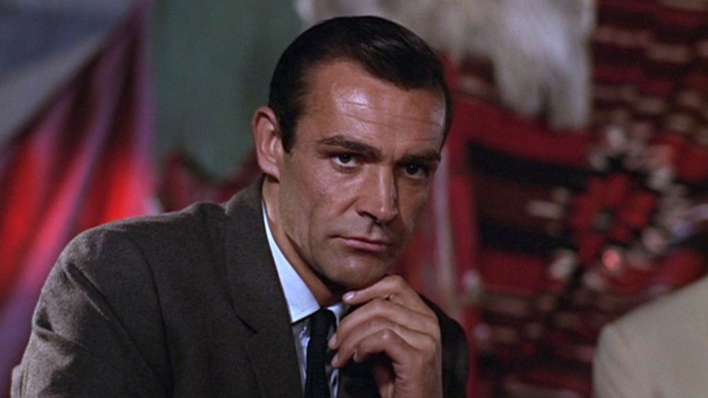Sir Sean Connery as James Bond in From Russia with Love