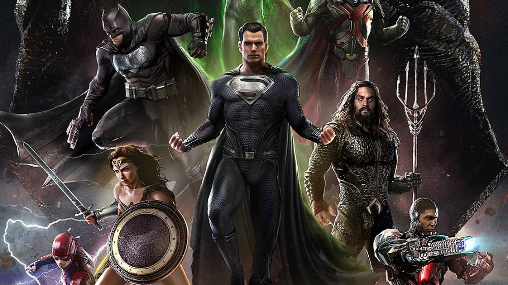 HBO Max  Zack Snyder's Justice League