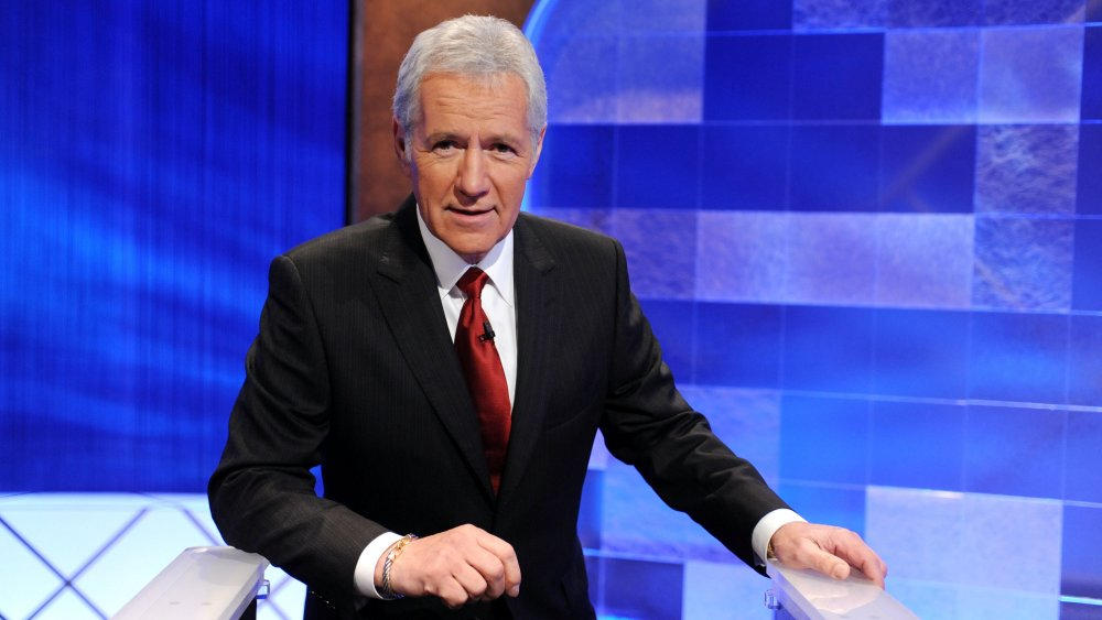 This was Alex Trebek's pick to be the next Jeopardy! host