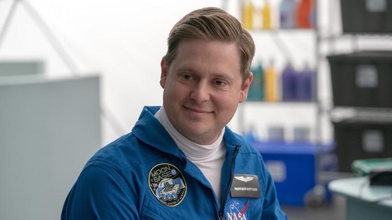 Tim Heidecker in Moonbase 8
