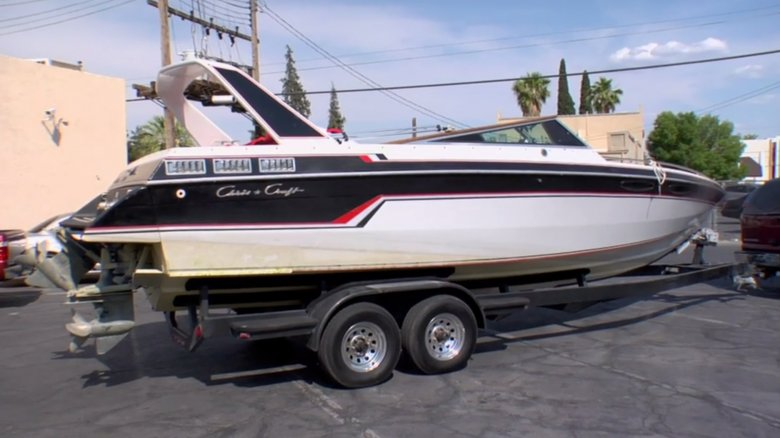 1984 Chris Craft Boat