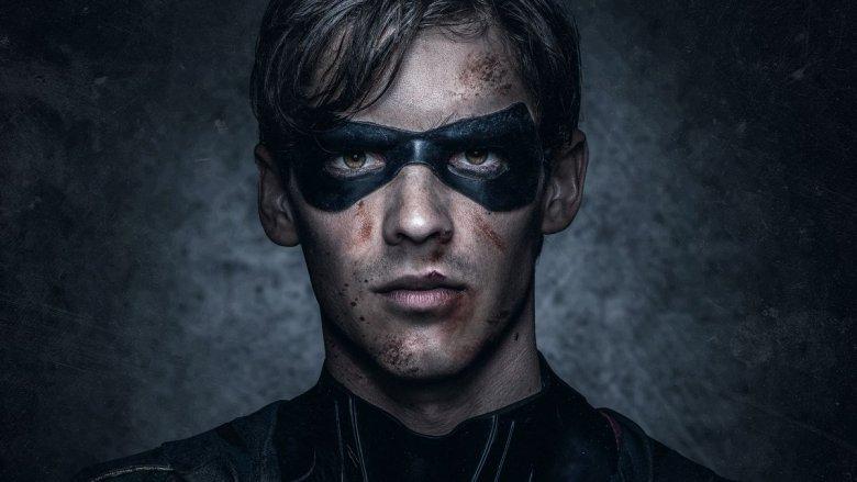 Brenton Thwaites on DC Universe's Titans