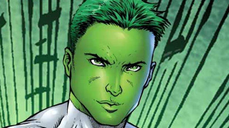 Beast Boy of DC Comics