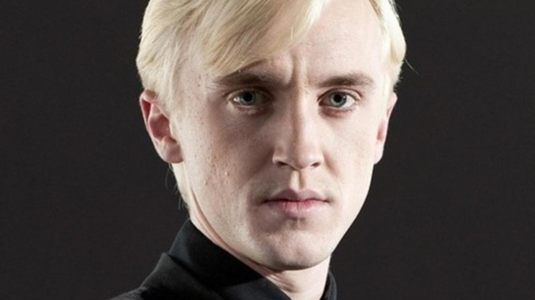 Draco Malfoy from the Harry Potter series