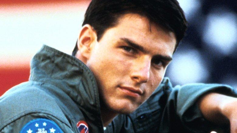 "Tom Cruise Pete ""Maverick"" Mitchell Top Gun"