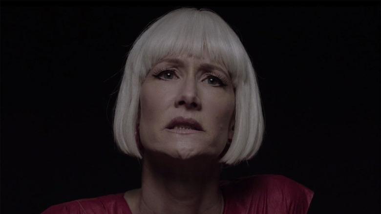 Laura Dern as Diane from Twin Peaks: The Return