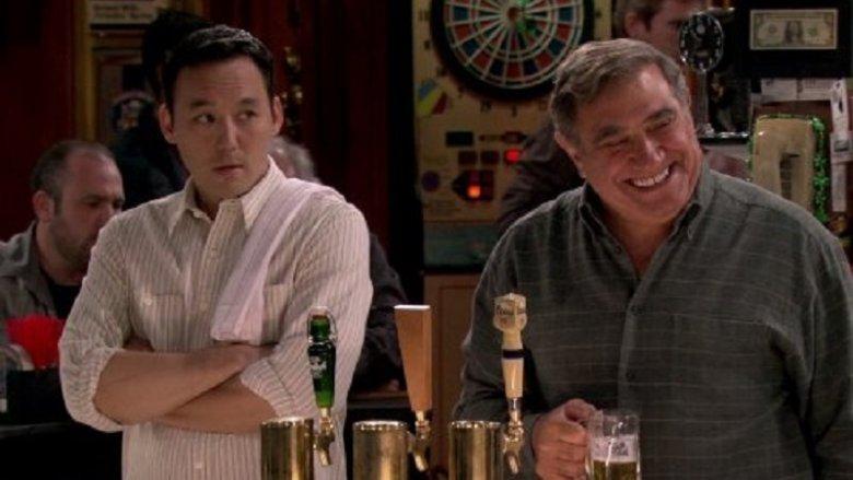 Scene from Sullivan & Son
