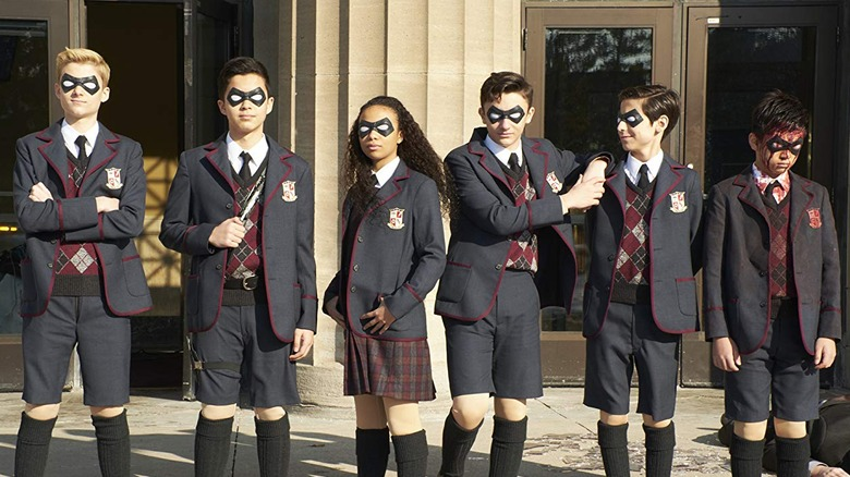 Umbrella Academy season 2 release date, cast and plot