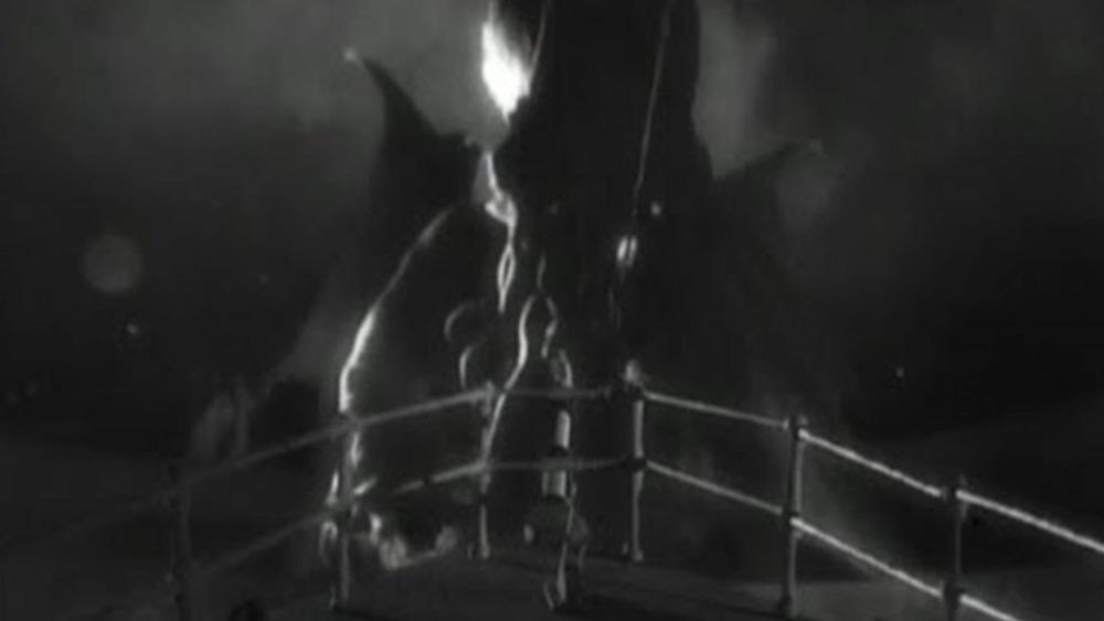 Cthulhu at sea