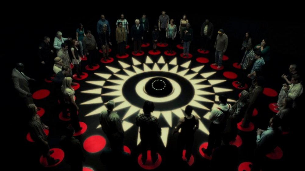 The unnerving game show set in Circle