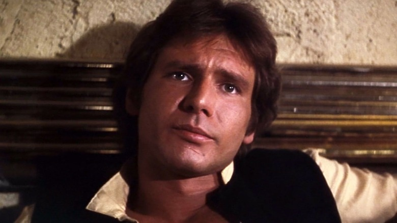 Harrison Ford in Star Wars: A New Hope