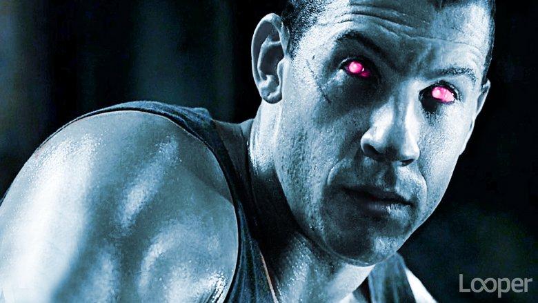 Vin Diesel as Bloodshot