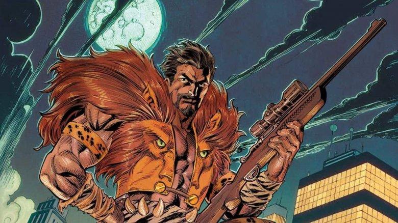 Kraven the Hunter, Marvel Comics