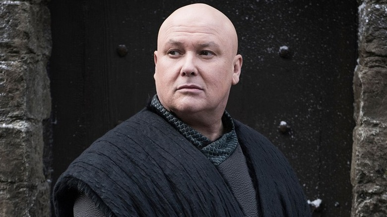 Conleth Hill as Varys on Game of Thrones
