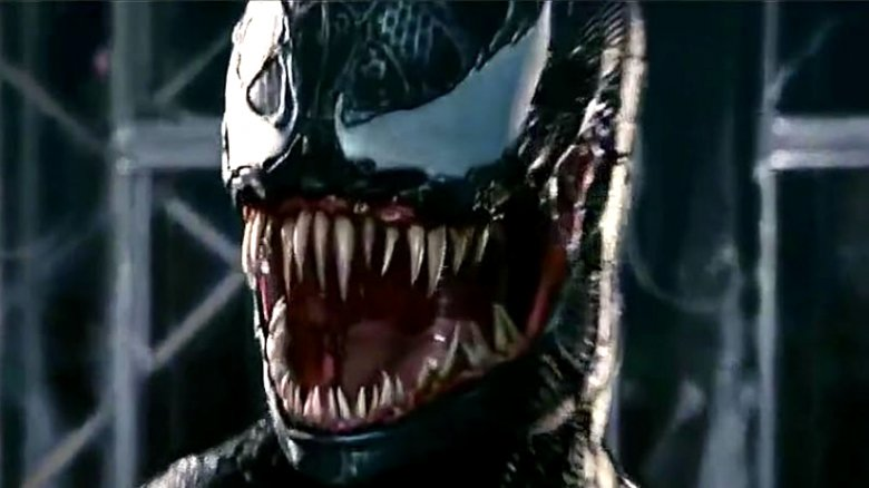 Venom Costume Reportedly Revealed By Bottle Of Iced Tea