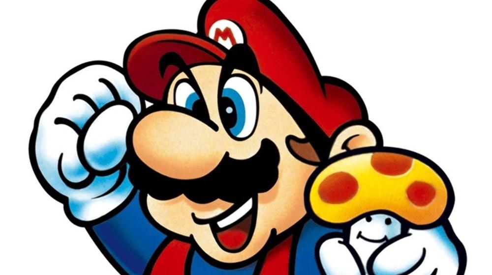 Mario Wins Nintendo