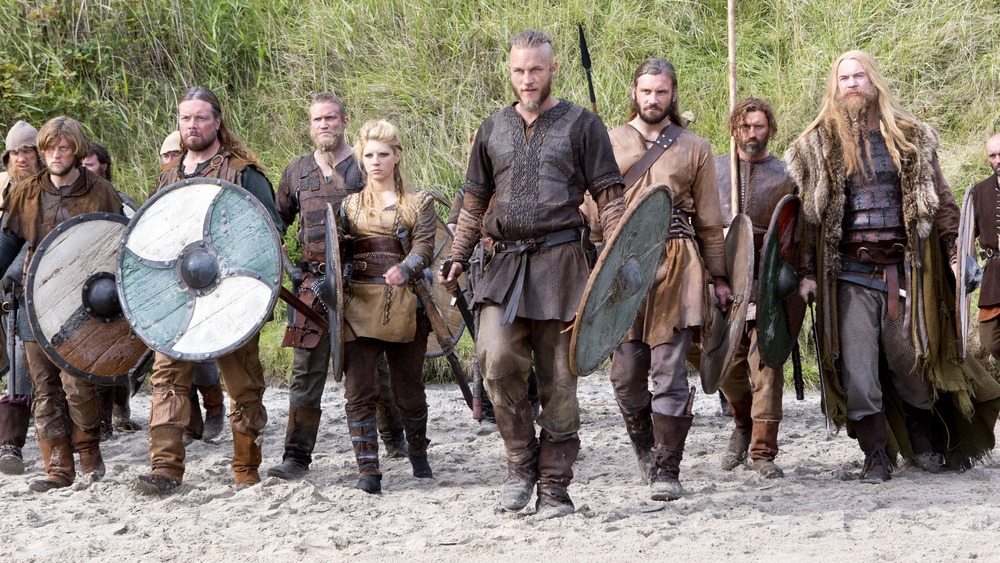 Vikings ready to fight
